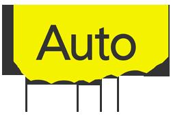 autoscout logo 2 white